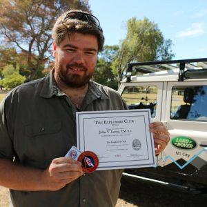 explorer award