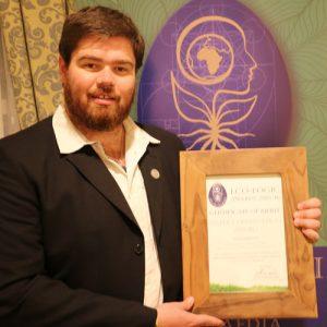 EcoLogic Award Water John Lucas